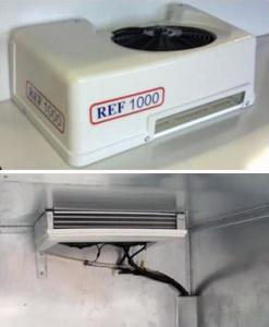 Рефрижераторное оборудование для автомобилей