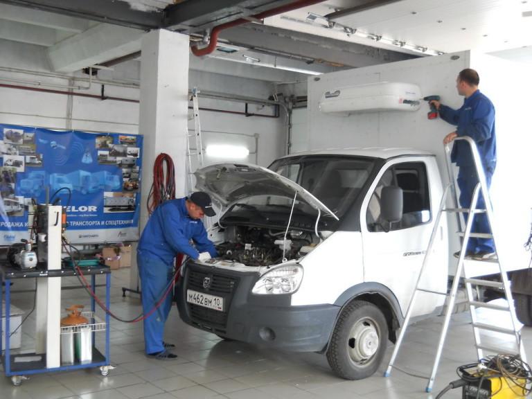 Сервис и ремонт
